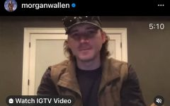 Country Singer Morgan Wallen in scandal after saying a racial slur