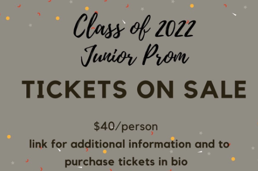 Junior prom planned by parents
