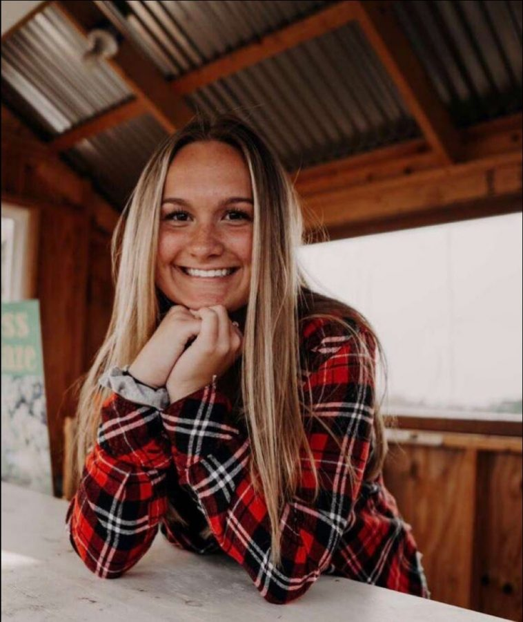 """My family enjoys traveling for spring break every year, we typically go to Tennessee or North Carolina. This year we are visiting Orlando Florida. We have plans to go to Universal, the beach, and to swim with dolphins."" -junior Maddie O'leary-baxter"