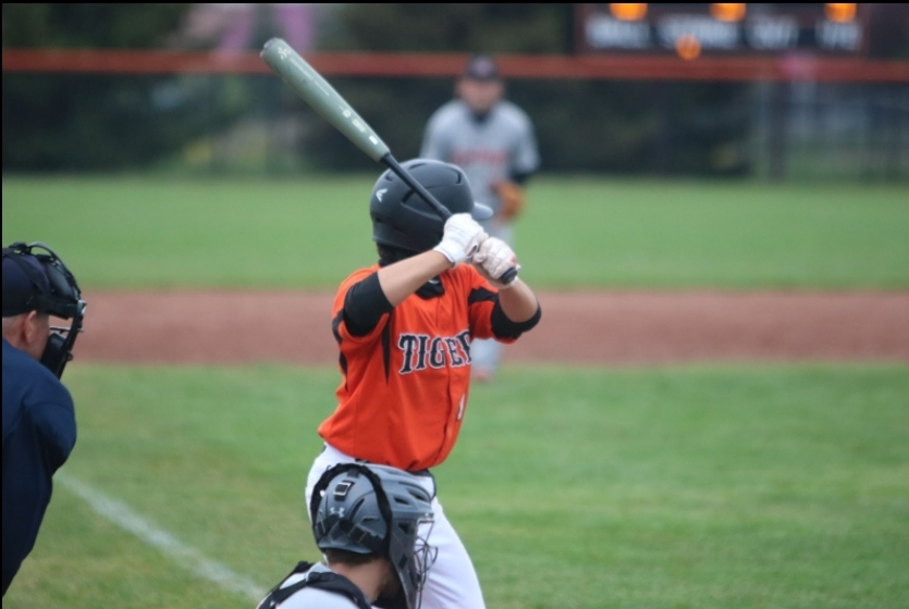 Fenton Highs Varsity Baseball team