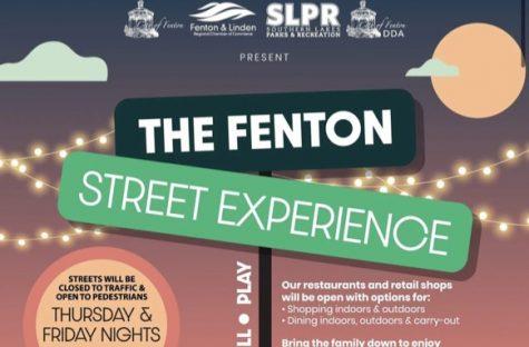 Fenton Street Experience began May 20