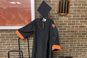 Fenton High changes graduation gowns