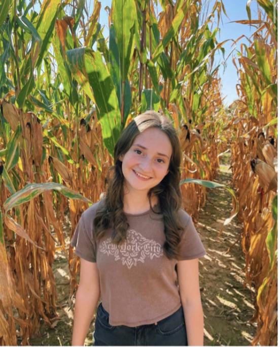 People of Fenton: junior Paige Javor